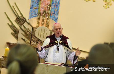 Świdnica: Apel biskupa świdnickiego w związku z koncertem zespołu