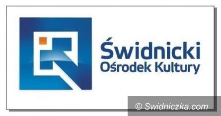 Świdnica: Konkurs na dyrektora Świdnickiego Ośrodka Kultury