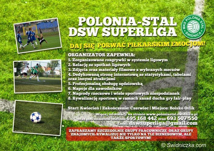 Świdnica: Ruszają profesjonalnie zorganizowane amatorskie rozgrywki piłkarskie