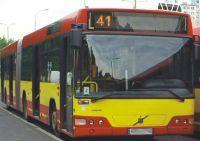Region: Wydłużony kurs linii komunikacyjnej 41