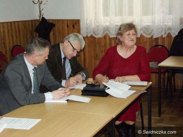 Region: Krystyna Gielata sołtysem Modlęcina