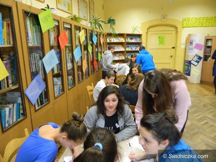 Świdnica: Wybory w Gimnazjum nr 3