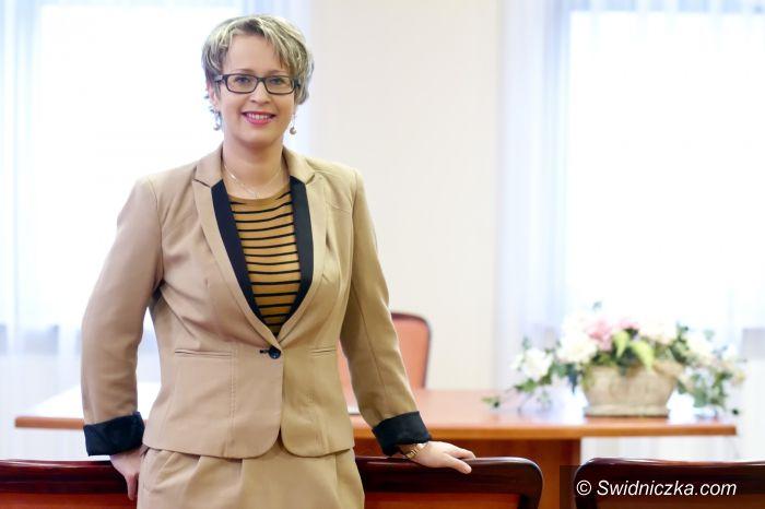 Świdnica: Magdalena Dzwonkowska nowym rzecznikiem świdnickiego magistratu