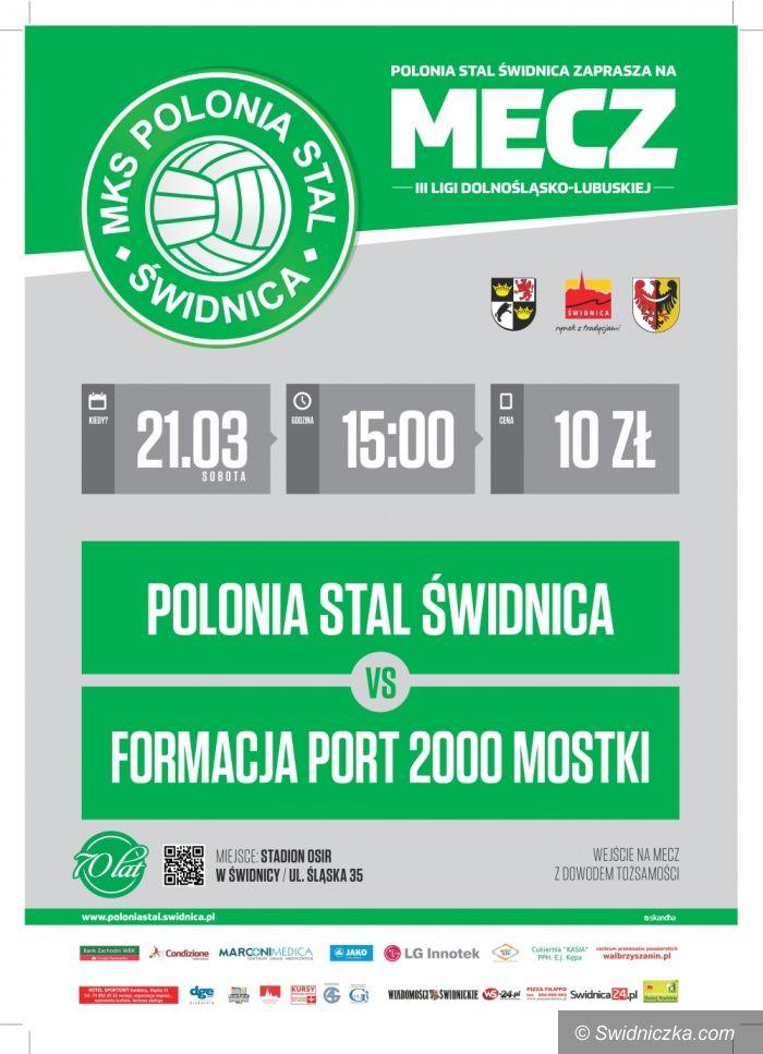 III-liga: III–liga wraca na stadion przy ulicy Śląskiej. Wicelider na przywitanie ze świdnicką publicznością
