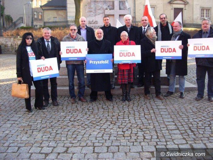 Region: Wałbrzyski Komitet Poparcia Andrzeja Dudy już funkcjonuje