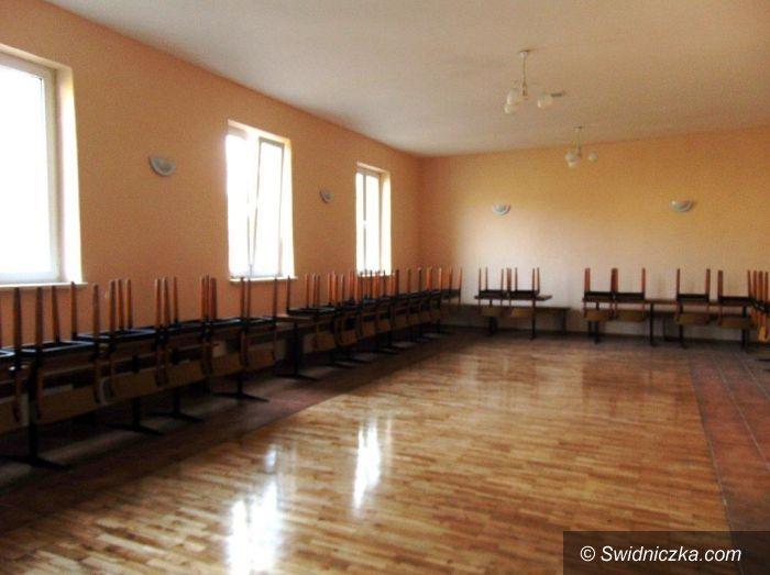Pietrzyków: Świetlica w Pietrzykowie po metamorfozie