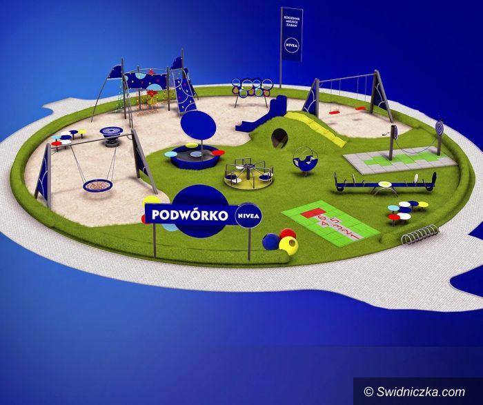 Świdnica: Przyłącz się do głosowania na plac zabaw Nivea dla Świdnicy!