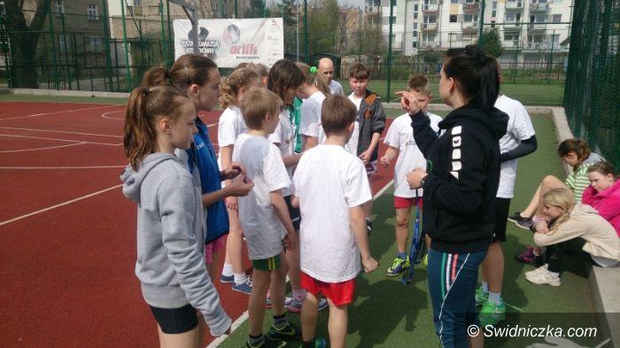 """Świdnica: Program """"Multisport"""" zachęca dzieci do uprawiania sportu"""
