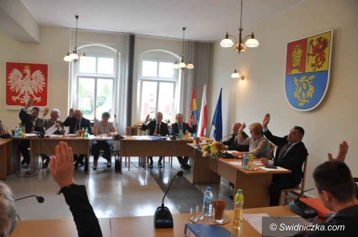 Gmina Świdnica: Jednogłośnie za przystąpieniem do SSIG