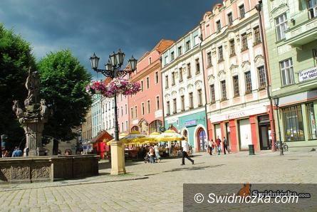Świdnica: Spotkanie z restauratorami ze świdnickiego Rynku