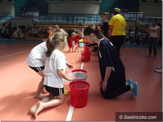Świdnica: Świetna zabawa podczas Turnieju Gier i Zabaw