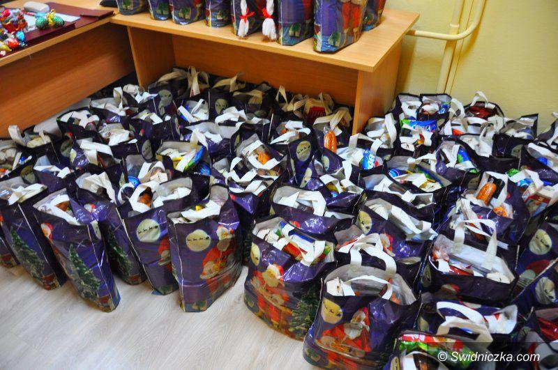Świdnica: Święta to czas pomocy