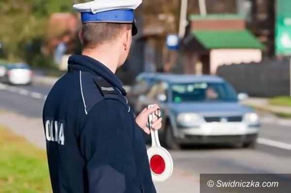 Świdnica/Region: Działania policyjne