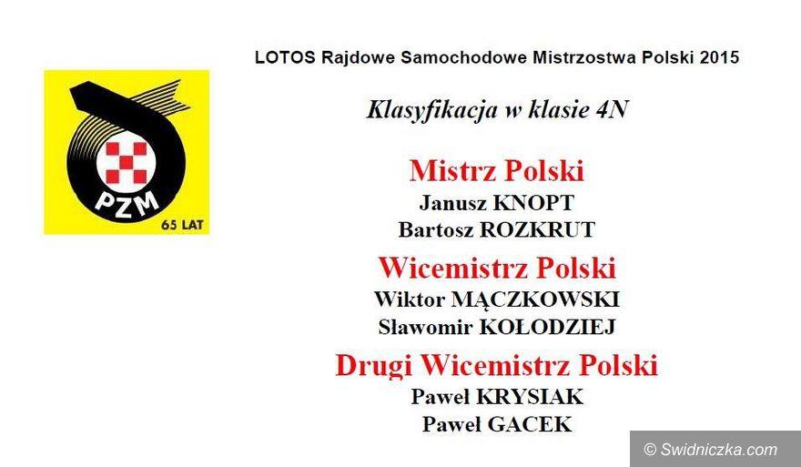 Strzegom: Mistrzowski sezon Krysiaka