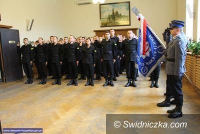 Świdnica/Region: Nabór do Policji
