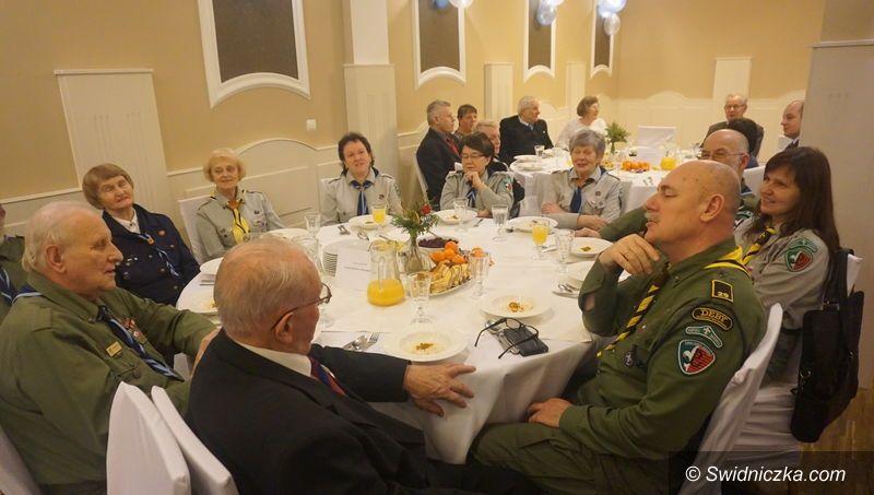 Świdnica: Opłatek u Kombatantów