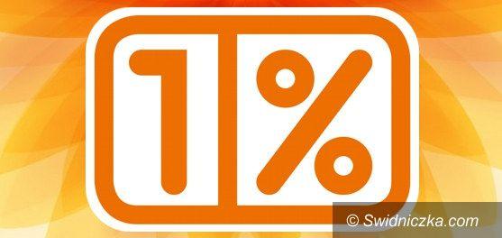 Świdnica: Przekaż 1% podatku na rzecz organizacji pozarządowych