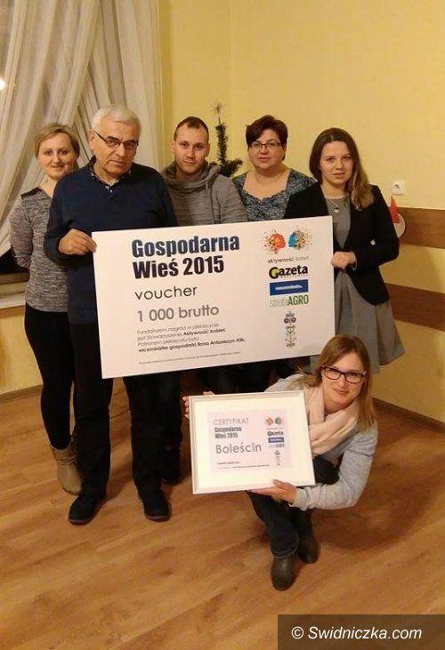 Świdnica: Gospodarne wsie w gminie