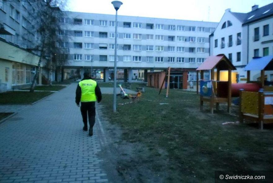 Świdnica: Strażnicy pomogą mieszkańcom Siostrzanej