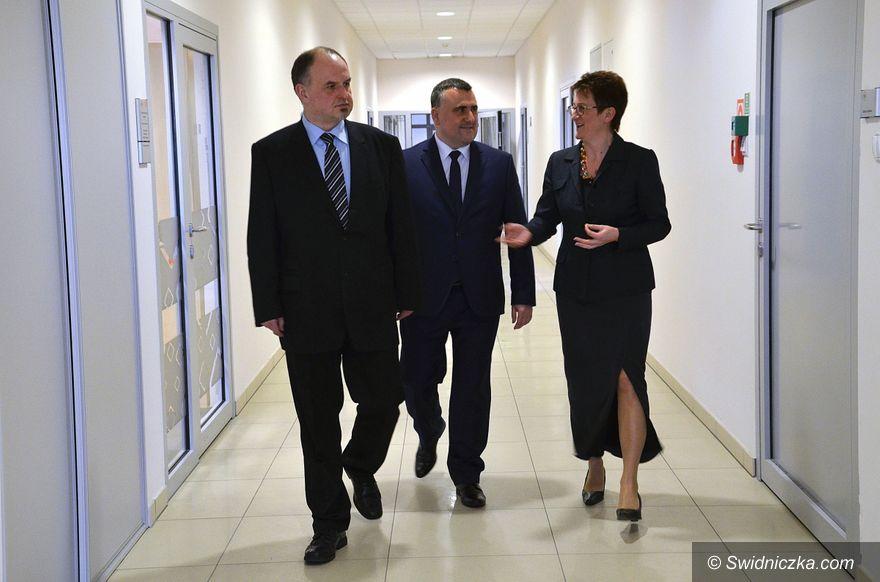 Region: Wałbrzyska strefa z nowym zarządem