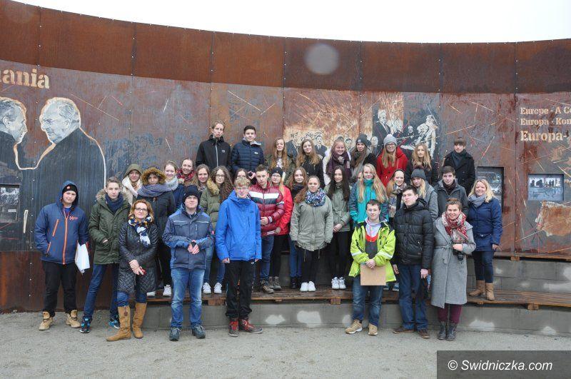 Świdnica/Region: Młodzi Europejczycy w Krzyżowej