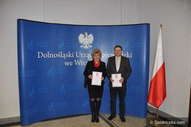 """Świdnica/Region: """"Sołtys Roku 2015"""""""