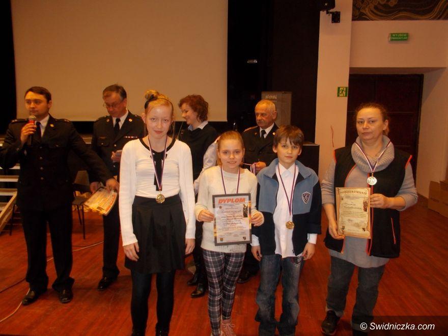 Świdnica: Uczniowie SP nr 6 w Ogólnopolskim Turnieju Wiedzy Pożarniczej