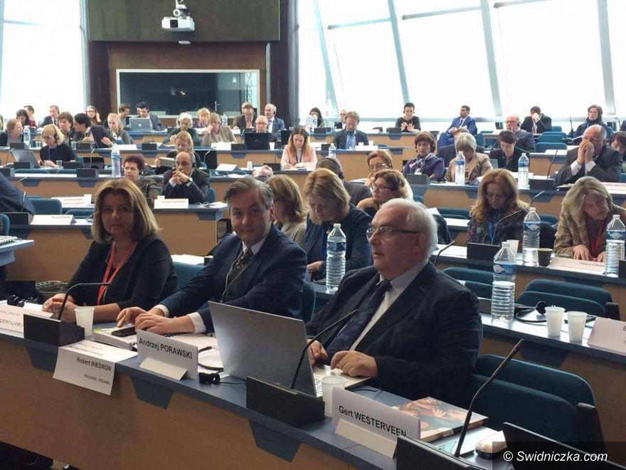 Strasburg: 30 sesja Kongresu Władz Lokalnych i Regionalnych w Strasburgu