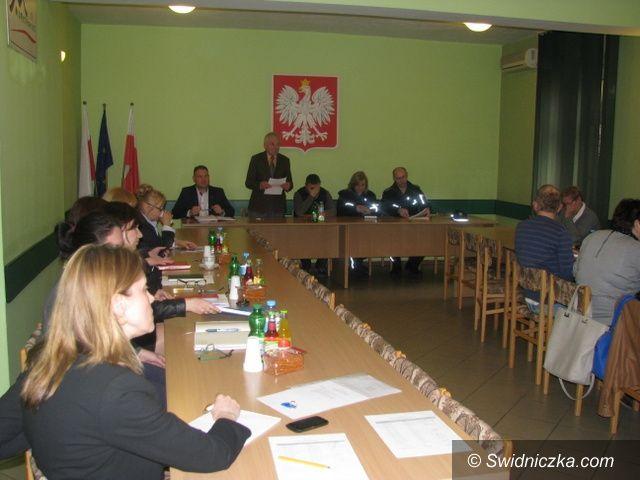 Marcinowice: Narada Sołtysów o bezpieczeństwie, pracach społecznie użytecznych i programie 500 +