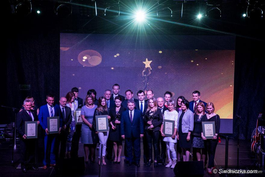 Świdnica/Region: Po raz drugi nagrodzono Gwiazdy Biznesu