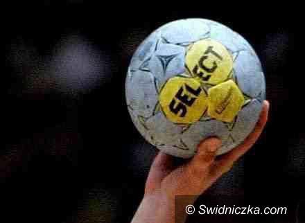 Świdnica: I liga piłki ręcznej: Trzecia wygrana świdniczan