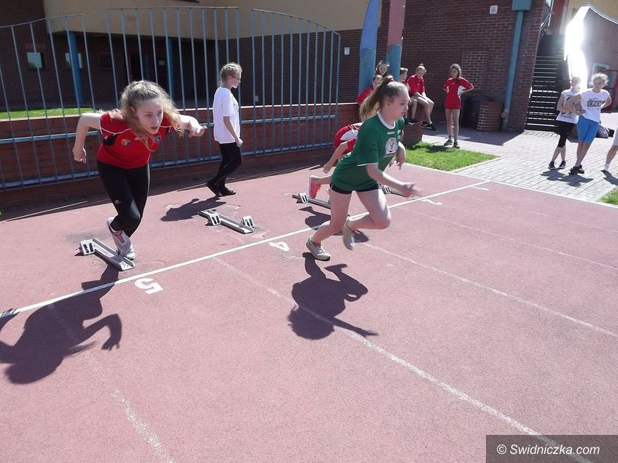 Świdnica: Dzieci rywalizowały w lekkoatletycznych igrzyskach