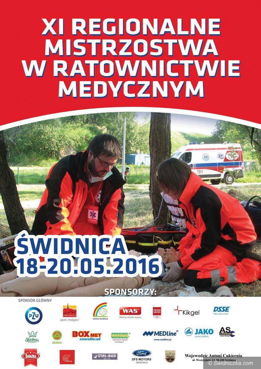 Region: XI Regionalne Mistrzostwa w Ratownictwie Medycznym