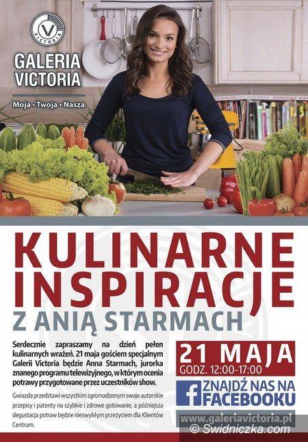 Wałbrzych: Galeria Victoria: Kulinarne Inspiracje z Anią Starmach