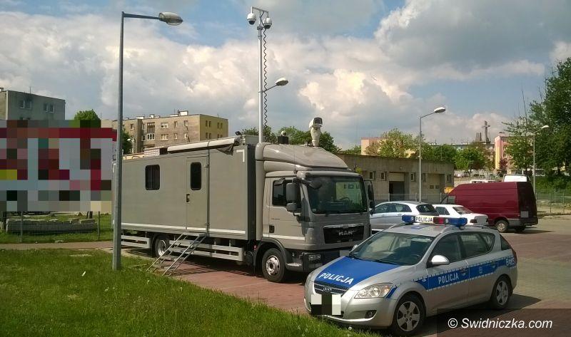Świdnica: Technika w służbie Policji