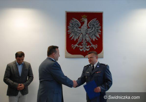 Świdnica: Zmiany na najwyższych stanowiskach kierowniczych Komendy Powiatowej Policji w Świdnicy