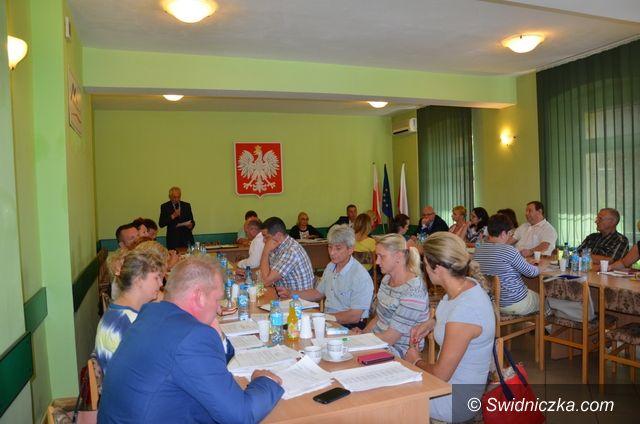 Marcinowice: Wójt bez absolutorium
