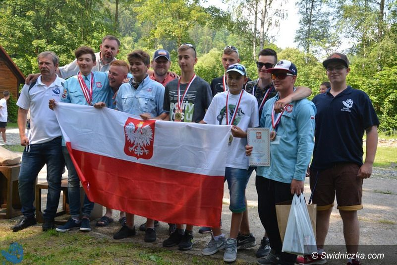Strzegom: Młodzi wędkarze z tytułem Mistrza Polski