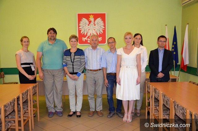 Marcinowice: Robocze spotkanie delegacji polsko–czeskiej