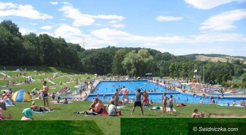 Świebodzice: Letnie kąpielisko zaprasza