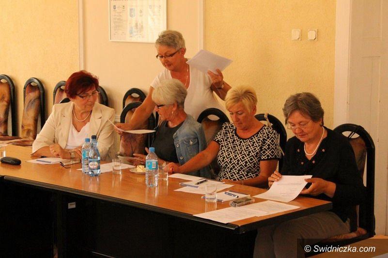 Świebodzice: Rada Seniorów ukonstytuowana