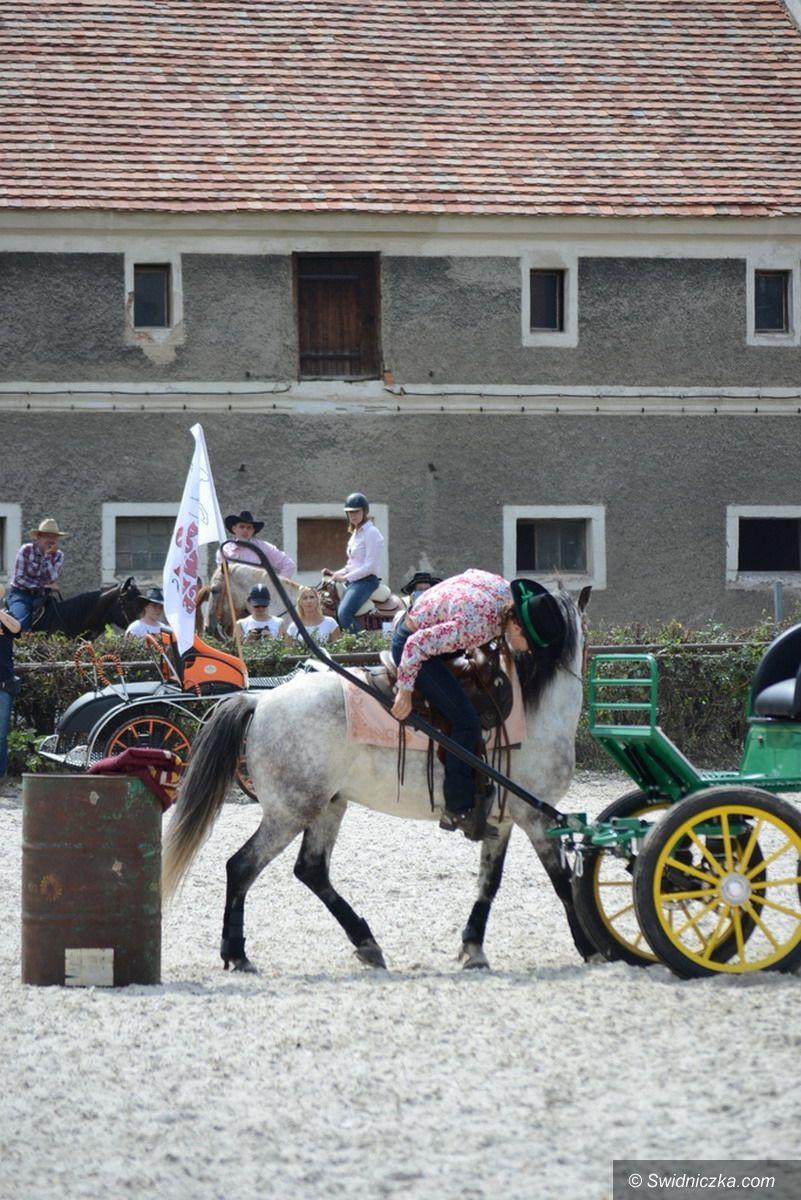 Strzegom: Kowboje w Żółkiewce