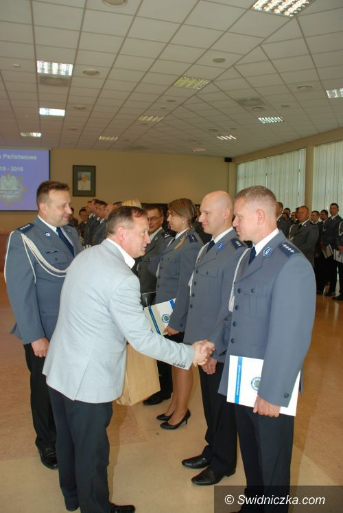 Świdnica: Obchody Święta Policji w Świdnicy