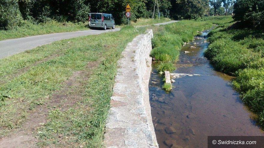 Kłaczyna: Skażenie rzeki w Kłaczynie
