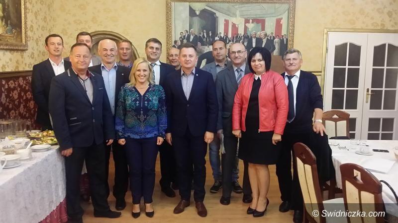 powiat świdnicki: Zmiany we Wspólnocie Samorządowej