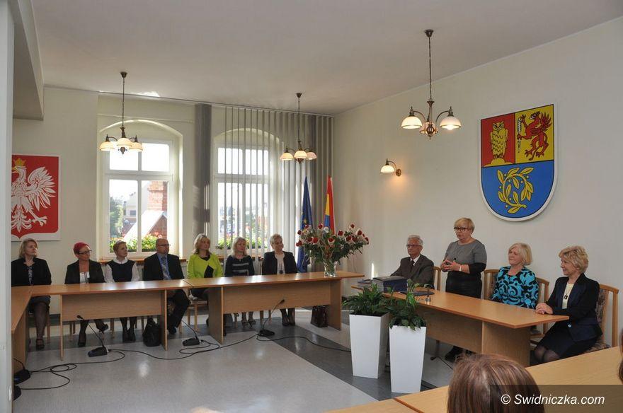Gmina Świdnica: Nauczyciele z Gminy Świdnica docenieni