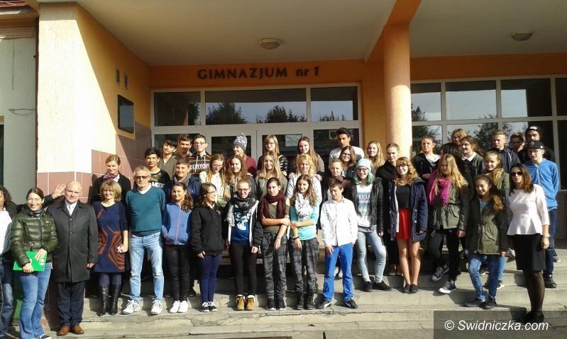 Jaworzyna Śląska: Wizyta przyjaciół z Pfeffenhausen