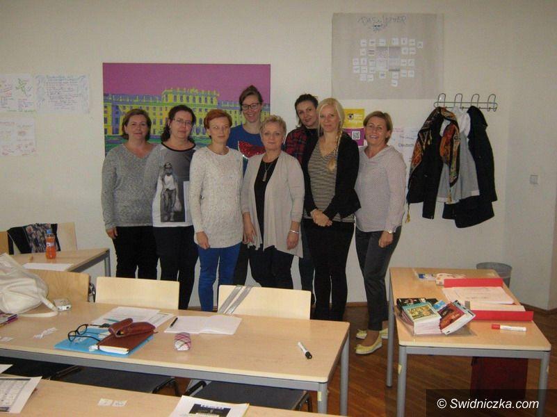 Strzegom: Europejski wymiar kształcenia w Zespole Szkół w Strzegomiu