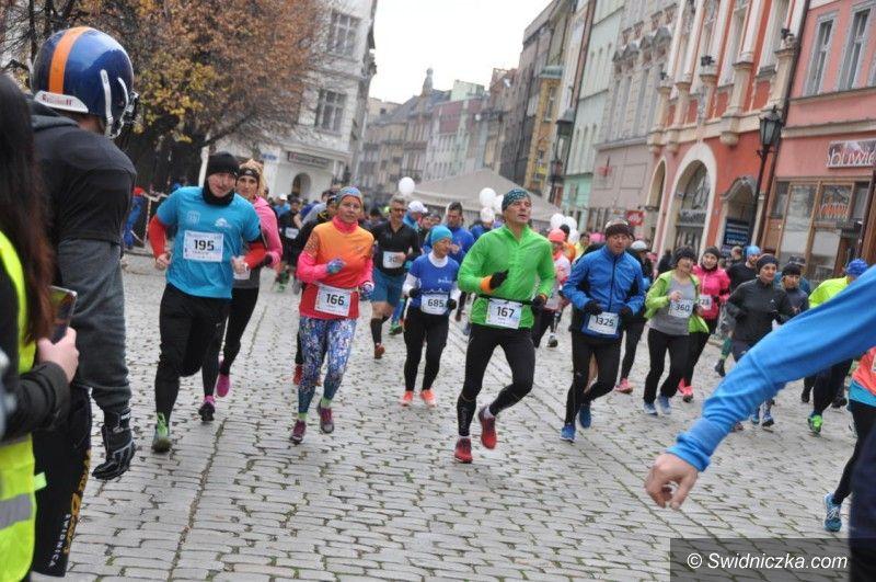 Świdnica: Półmaraton Świdnicki pełen emocji