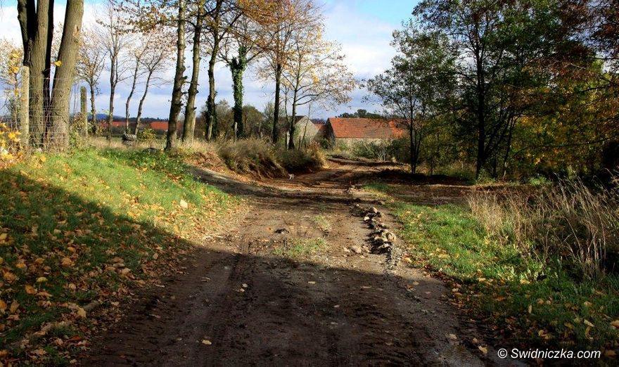 Kłaczyna: Prace drogowe w Kłaczynie